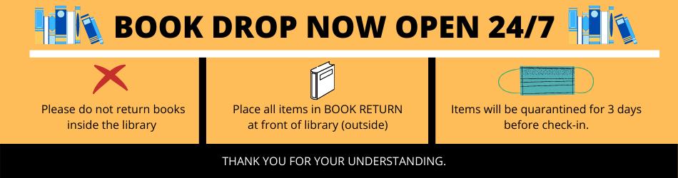 BOOK DROP OPEN 24_7